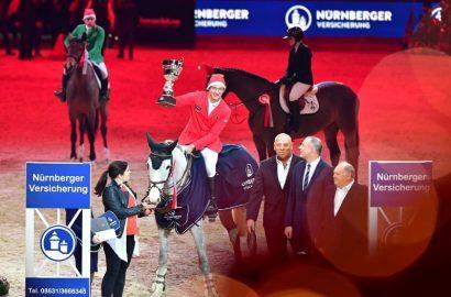 Tobias Meyers zweiter Streich bei Amadeus Horse Indoors