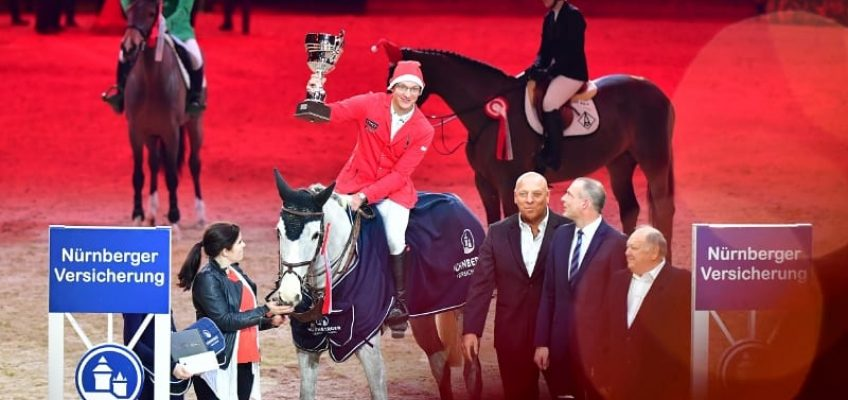 Nun doch: NEURO SOCKS AMADEUS HORSE INDOORS 2020 nach Total-Lockdown  erst im Januar 2021!