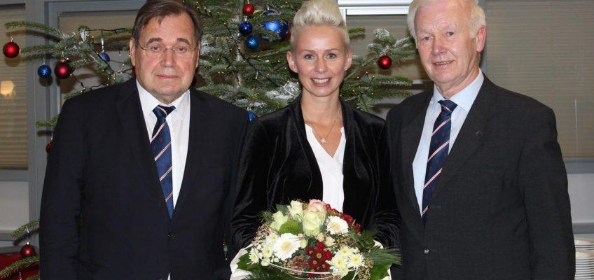Neuer Oldenburger Verbands-Vorstand