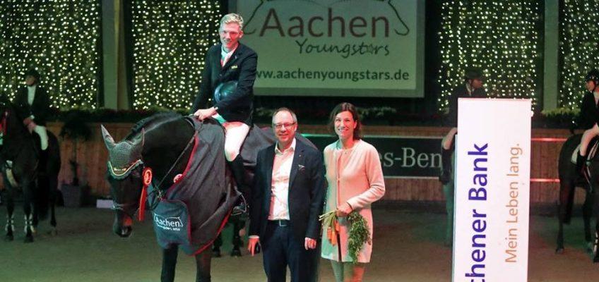 Aachen Youngstars: Springreiternachwuchs begeistert