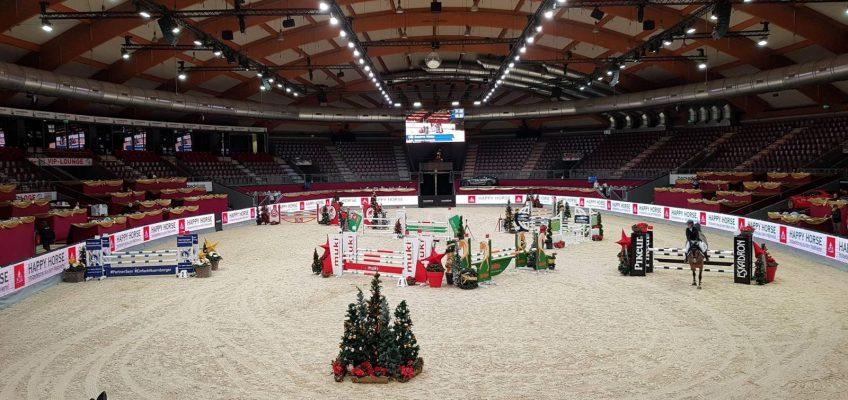 U25-Reiter bleiben in Salzburg in der Erfolgsspur