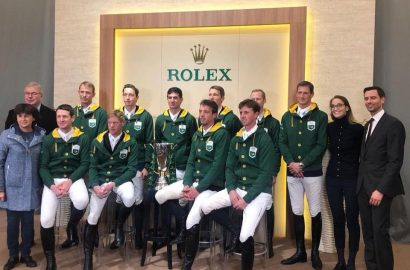 Steve Guerdat gewinnt Rolex IJRC Top Ten Finale