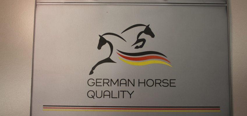 Neues Gütesiegel: German Horse Quality