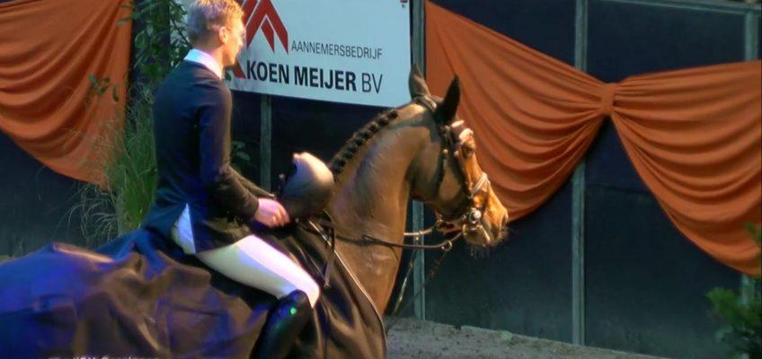 Tim Rieskamp-Goedeking gewinnt in Groningen