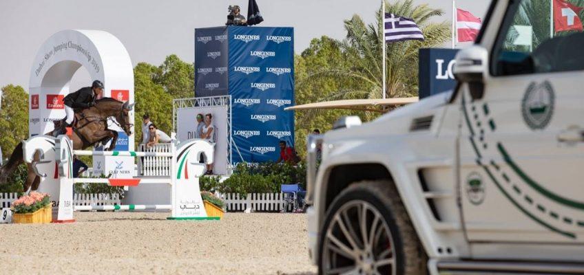 Jörg Naeve Zweiter im Golf News Cup von Dubai