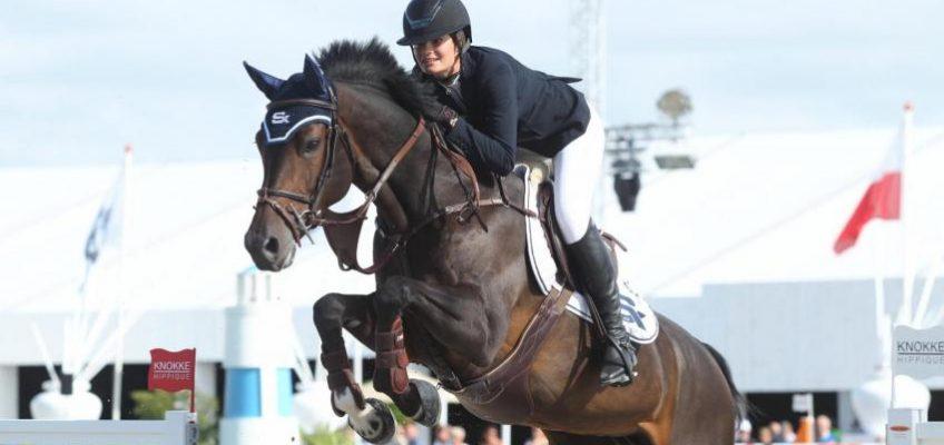Zoe Conter trauert um ihr Lieblingspferd Drags