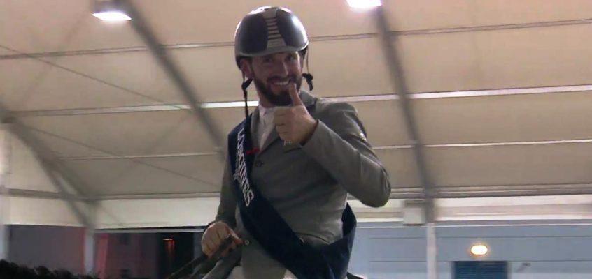 Philipp Weishaupt gewinnt Grand Prix in Abu Dhabi, Miriam Schneider Vierte