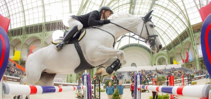 Saut Hermes lockt ins Grand Palais von Paris