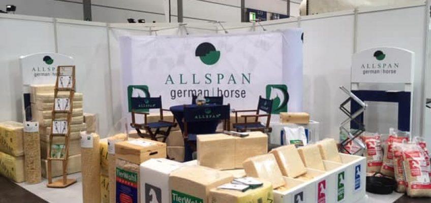 Fusion: Allspan und German Horse Pellets werden zu Allspan German Horse