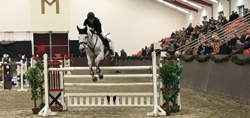Mylene Diederichsmeier und Cintia gewinnen Großen Preis von Redefin!