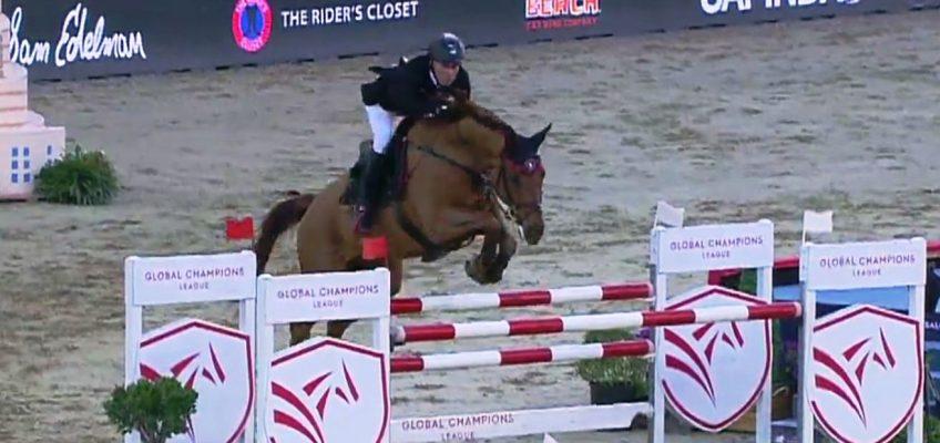 Warum Hansi Dreher sein Pferd in Doha geschont hat