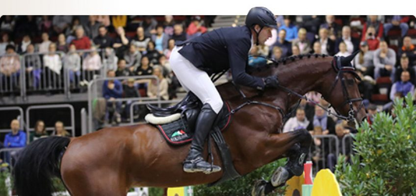 Moggre shines in Longines debut at Live Oak, Thieme finished second