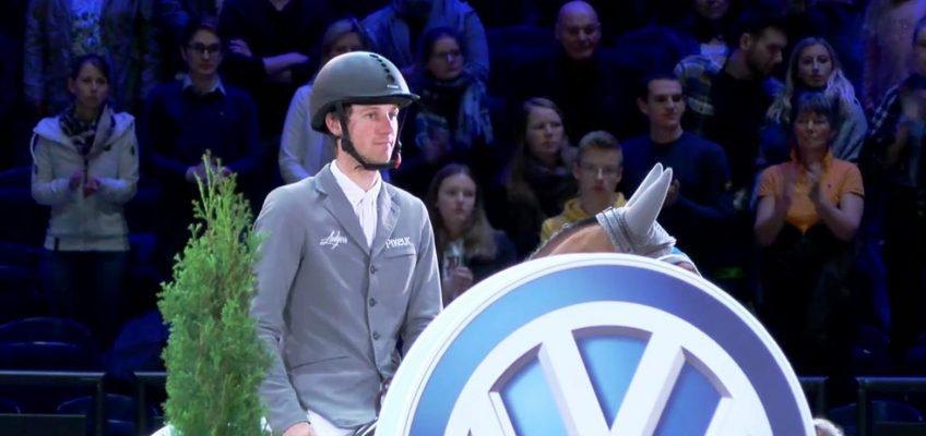 VW-Grand Prix in Braunschweig: Christian Kukuk vor Finja Bormann