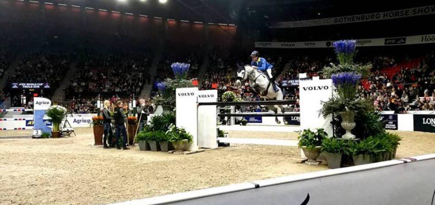 Weltcup-Finale in Göteborg:: Ahlmann und Deusser zum Auftakt unter den Top-Ten