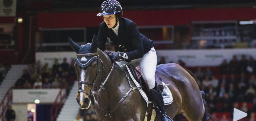 Tierärzte stoppen Gudrun Patteet vor Weltcup-Finale