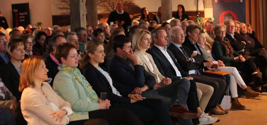 Mit Mut zum Erfolg – das 6. Liebenberger Pferdeforum