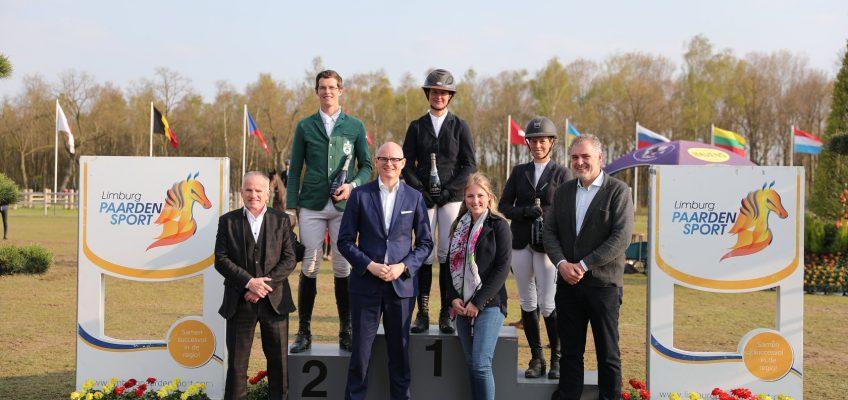 Deutscher Doppelsieg im Grand Prix von Peelbergen