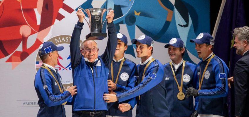 Europa gewinnt Riders Masters Cup auch bei US-Heimspiel in New York
