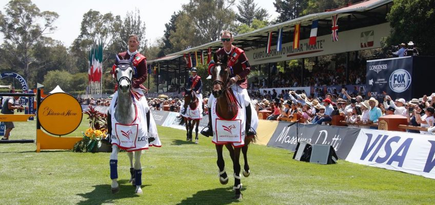 Swans Soar Higher into Championship Lead with Spectacular GCL Mexico City Win