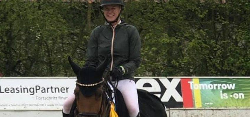 Zoe Osterhoff gewinnt S** bei Sudheimer Outdoors