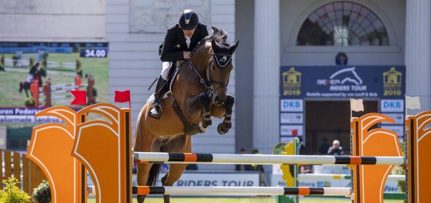 """Redefin: """"Tak"""" – dänischer Sieg zum Pferdefestival-Auftakt"""