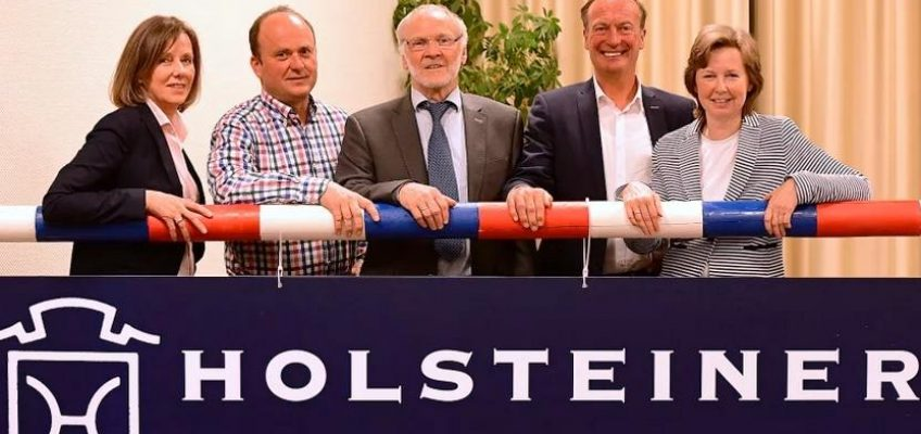 Holsteiner Verband hat neuen Interims-Vorstand