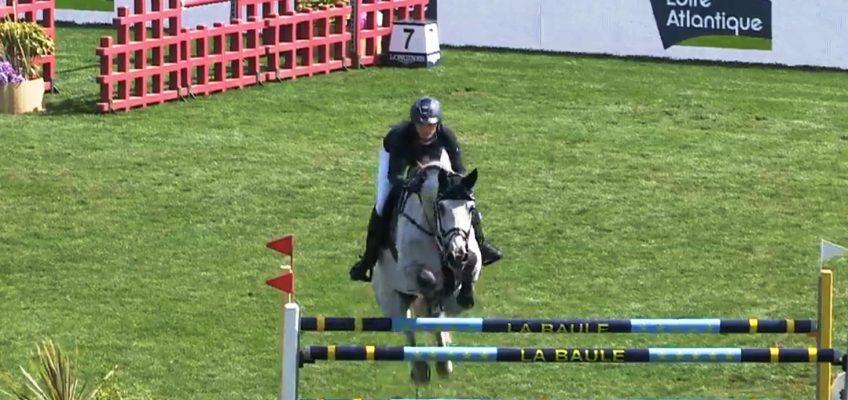 Deutsche Reiter mit Zeitproblemen in La Baule