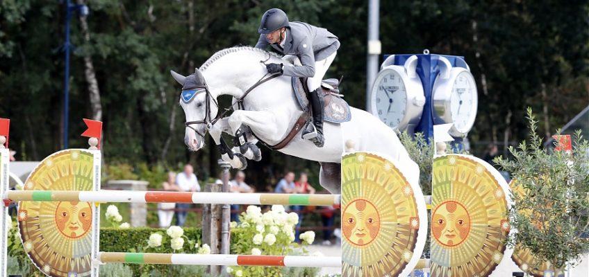 Christian Kukuk und Colestus gewinnen 1. Wertungsprüfung zur Deutschen Meisterschaft!