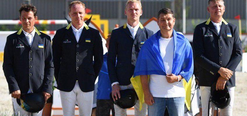 Tebbel und Kirchhoff schaffen für Ukraine erste Hürde vor Olympia