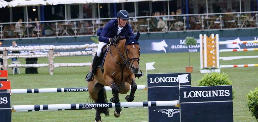Deusser und Ehning klettern in der Weltrangliste nach oben