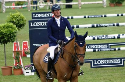 Star-studded field of riders arrive at Knokke Hippique