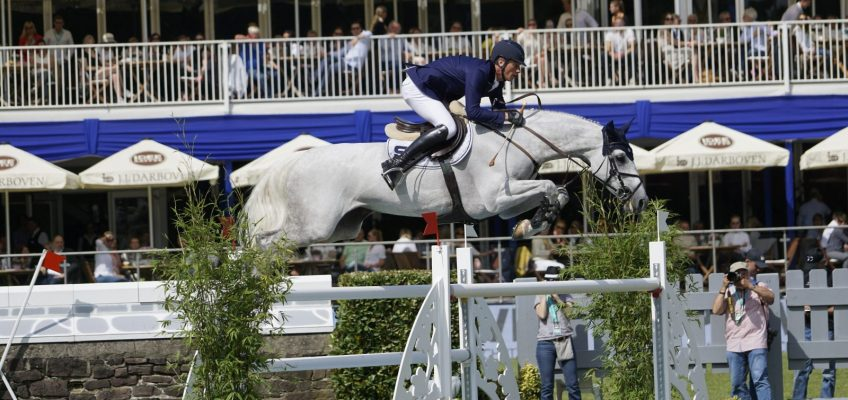 Deusser clinches triumphant home win and seizes LGCT ranking lead