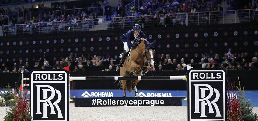Daniel Deussers Pferde auf Platz 1 und 7 der WBFSH-Rangliste