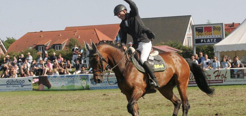 Hans-Thorben Rüder hängt Konkurrenz auf Fehmarn ab!
