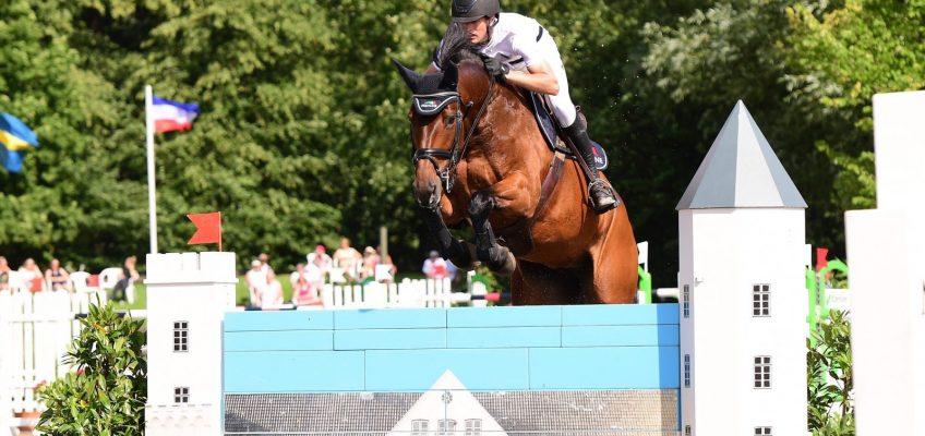 Derbysieger gewinnt Großen Preis der Breitenburger Reitertage