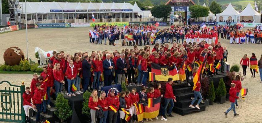 Rang zwei und vier für U21-Springreiter bei Future Champions Hagen