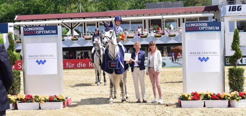 Mynou Diederichsmeier gewinnt 1. DM-Qualifikation der Damen