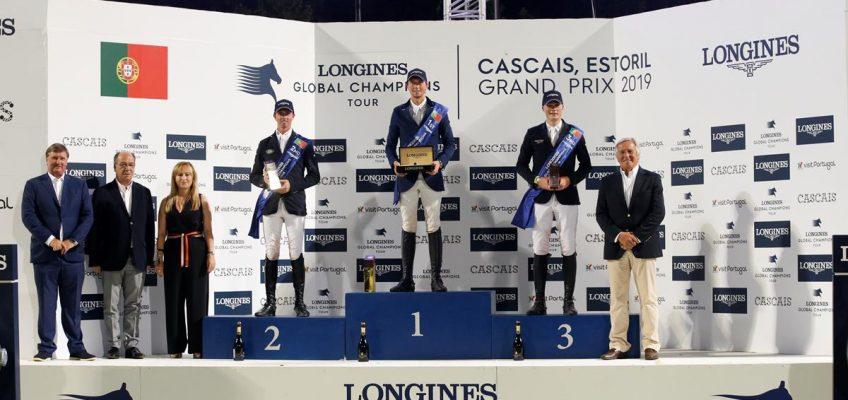 Ehning und Ahlmann im Stechen um Grand Prix von Cascais
