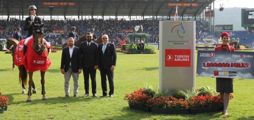CHIO Aachen: Ben Maher siegt im Turkish Airlines Preis – Deusser Dritter!