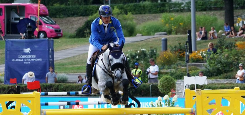 Endlich: Christian Ahlmann zurück im Olympiakader