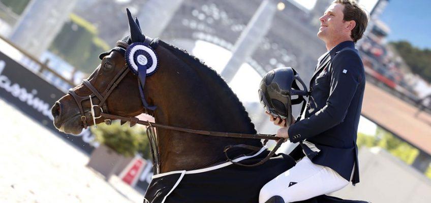 Darragh Kenny gewinnt in Paris auf einem Holsteiner – Deusser Siebter!