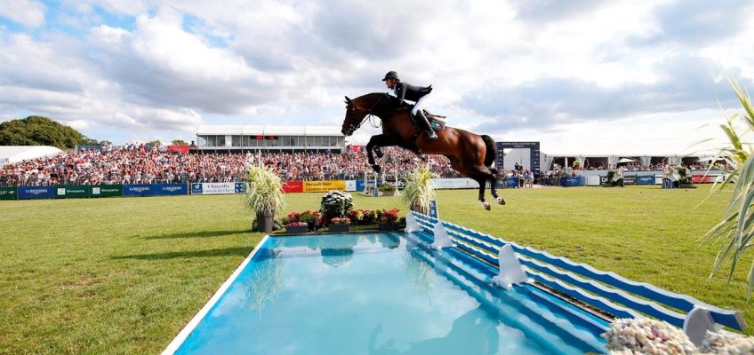 Darragh Kenny gewinnt den LGCT Grand Prix von Chantilly