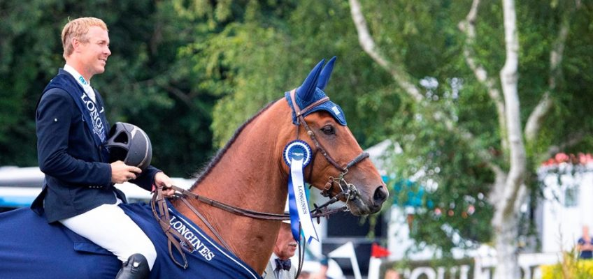 David Will schnappt sich King George Gold Cup in Hickstead