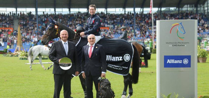 Allianz-Preis an McLain Ward