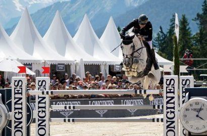 Hans-Dieter Dreher Zweiter im Grand Prix von Crans-Montana!