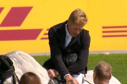 Marcus Ehning bester Deutscher im CHIO-Eröffnungsspringen