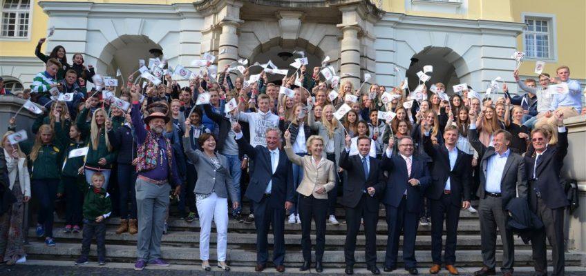 Die Sparkassen German Friendships feiern ihr 20-jähriges Bestehen