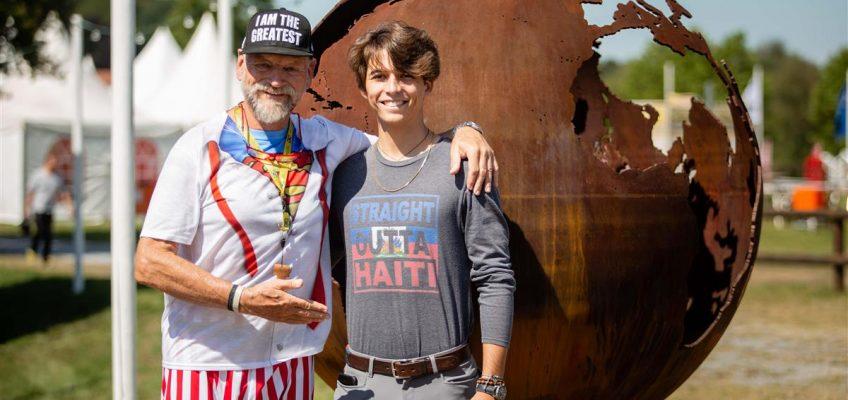 Mateo Coles – mit 17 Jahren schon ein alter Gast auf dem Bexter Hof