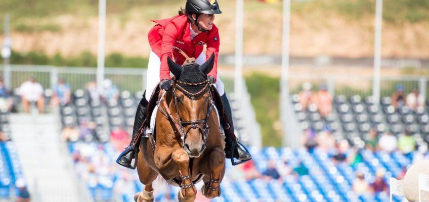 Neue Weltrangliste: Simone Blum klettert 12 Plätze hoch