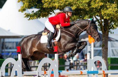 Wir haben eine Europameisterin: Tiara Bleicher